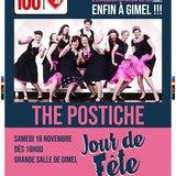 Repas et spectacle Jour de Fête par the Postiche