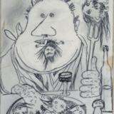 « Salon Dürrenmatt » : Cannibalismes