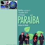 Concert Paraïba - Musique du monde