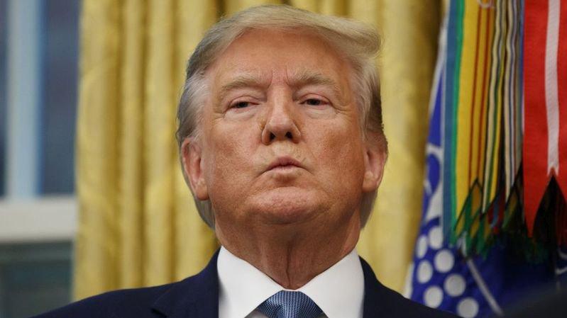 Le président des Etats-Unis Donald Trump fait l'objet d'une procédure d'empêchement au Congrès.