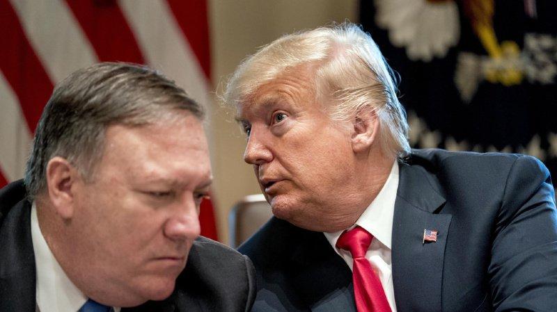 Etats-Unis: Trump dénonce un «coup d'État» des Démocrates suite à la procédure de destitution