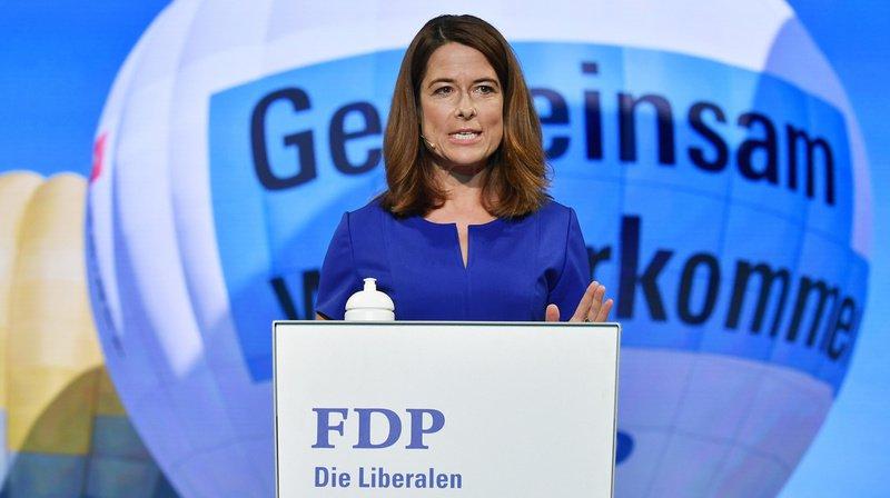 Fédérales 2019: après la plainte du PLR, le comité d'Egerkingen doit retirer une affiche électorale