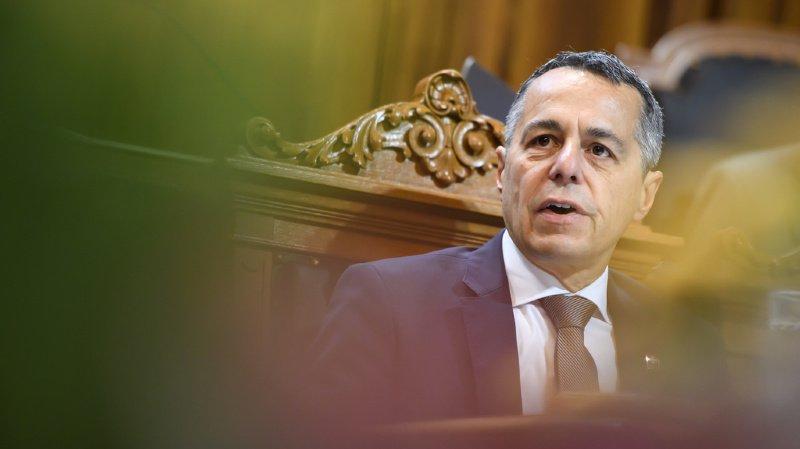 Syrie: Ignazio Cassis condamne l'attaque turque contre les Kurdes