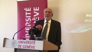 Le moment où Michel Mayor découvre qu'il a gagné le prix Nobel