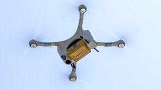 Les directeurs d'hôpitaux suisses récompensés pour le drone qui transporte des échantillons
