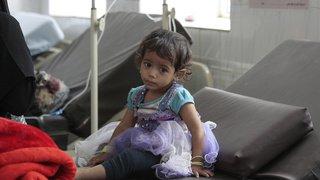 Santé: un enfant de moins de cinq ans sur trois est mal nourri ou en surpoids