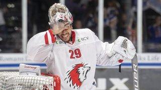 Hockey: Lausanne s'incline à Zurich, Bienne et Genève s'imposent aux tirs au but