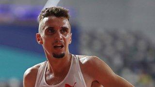 Athlétisme-Mondiaux de Doha: abandon de Julien Wanders lors du 10'000m