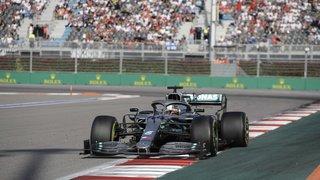 Formule 1 – GP de Russie: Lewis Hamilton remporte la course pour la 4e fois