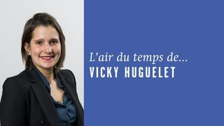 «A bas le patriarcat!», l'air du temps de Vicky Huguelet