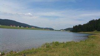 Concours: le lac des Taillères, héros intemporel
