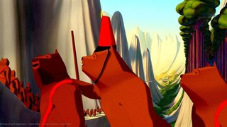 «La fameuse invasion des ours en Sicile»: un film d'animation qui fait la nique à Disney