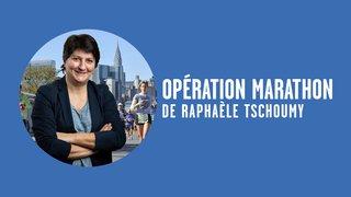 Opération marathon de New York: «L'arrivée est dans 8000 tonnes…»