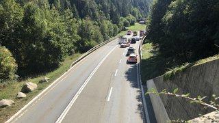 La Douay/Orsières: un accident de la route fait un mort et deux blessés