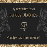 Bal des Diplômés 2019 - Bal Masqué