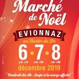Marché de Noël - Evionnaz