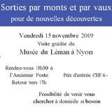 """Projet """"Village solidaire"""" Mont-sur-Rolle"""