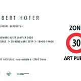 Zone 30 Art public présente Robert Hofer