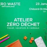 Atelier Zéro Déchet - Travail, vacances et cadeaux