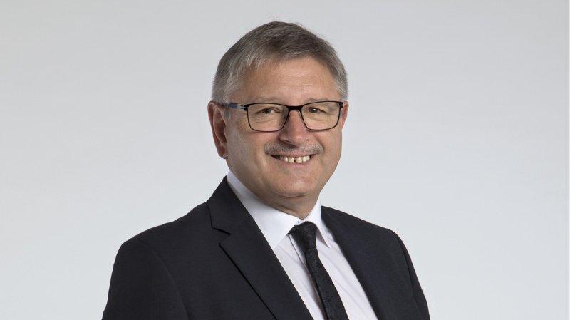Démission officielle du ministre jurassien Charles Juillard