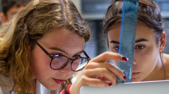 Le CSVR a été primé pour son travail sur l'intégration du numérique à l'école.
