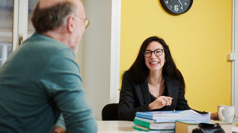 «Je ne resterai peut-être que quatre ans à Berne, alors je veux foncer!», annonce la Neuchâteloise Céline Vara