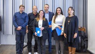 Neuchâtel: nouveaux diplômés à la HE-Arc gestion