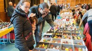 Auvernier: cinquante exposants annoncés à la traditionnelle bourse aux anciens jouets