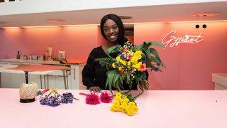 Une Neuchâteloise se lance dans le commerce de fleurs écoresponsable