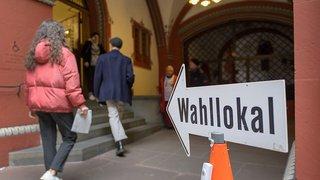 Fédérales 2019: Argovie, Bâle-Ville et Schwytz ont choisi leurs conseillers aux Etats
