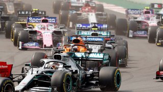 Formule 1: Lewis Hamilton tout proche d'un sixième titre mondial