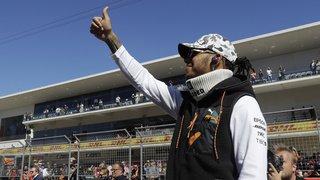 Formule 1: Lewis Hamilton champion du monde pour la sixième fois