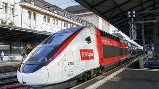 CFF: plus de liaisons, des trains neufs et plus grands…l'offre ferroviaire avec l'Europe s'étend