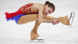Patinage artistique – Grand Prix à Shanghaï: la Russe Anna Shcherbakova éblouit le monde à 15 ans