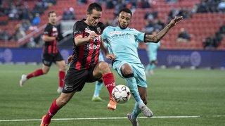 Football: défaite pour Xamax face à Thoune, victoire de Servette face à Lucerne