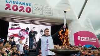 Les Jeux olympiques de la jeunesse déclarent leur flamme à Neuchâtel