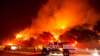 Etats-Unis: un nouvel incendie menace la Californie