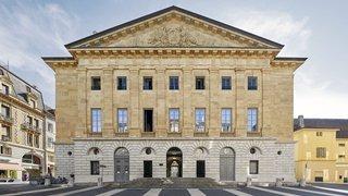 L'histoire de l'hôtel de ville de Neuchâtel contée dans un ouvrage