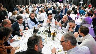 Repas de gala des 100 ans du HC La Chaux-de-Fonds