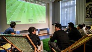 Fifa Game: des jeunes se réapproprient le Musée d'histoire de La Chaux-de-Fonds