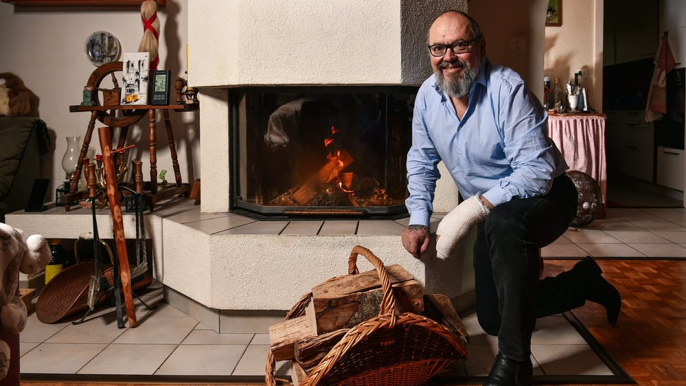 Alexis Boillat a été le premier chancelier de la commune de Val-de-Travers, née en 2008. Il prendra sa retraite en 2020.