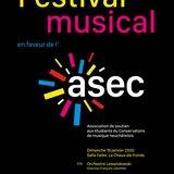 Festival musical en faveur de l'ASEC