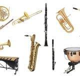 Audition de vents et percussion