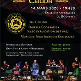 Grand bal celtique / Ceilidh