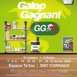 Galop Gagnant,mise en scène de Roger Alain