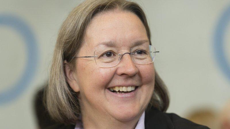 Le PDC jurassien mise sur Anne Seydoux-Christe pour remplacer Charles Juillard