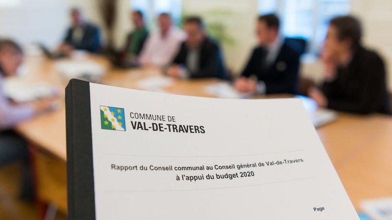 Val-de-Travers présente un nouveau budget déficitaire