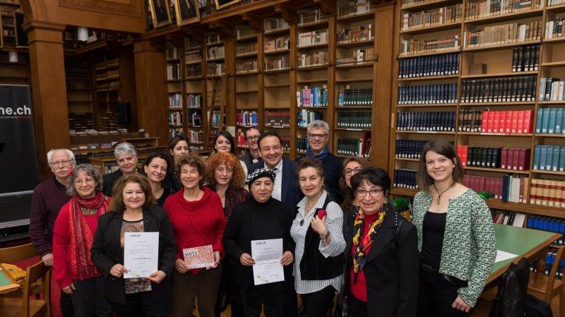 Le prix Salut l'étranger honore deux associations neuchâteloises favorisant le dialogue interculturel