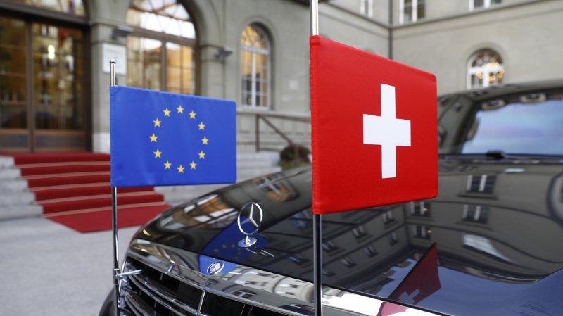 Suisse - UE: le National accepte de verser le milliard de cohésion, si Bruxelles rétablit l'équivalence boursière