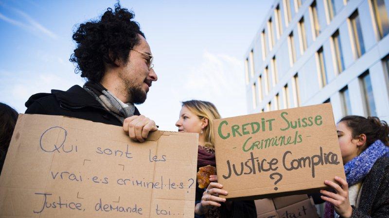 Climat: attaquée par les milieux écologistes, la banque Credit Suisse répond